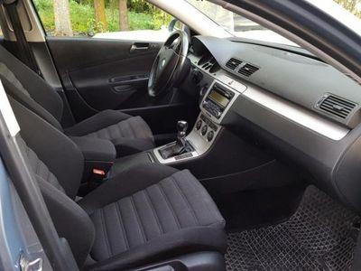 begagnad VW Passat 4WD -09
