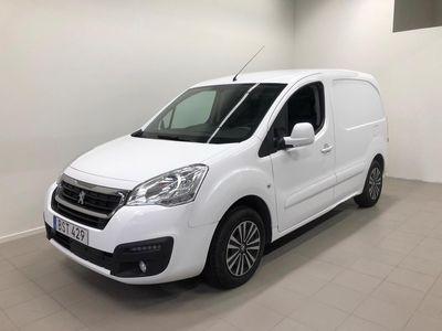 gebraucht Peugeot Partner Van 1.6 BlueHDi Euro 6 75hk -15