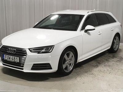 brugt Audi A4 AVANT 2.0 TDI quattro (190hk)