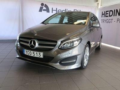 begagnad Mercedes B180 Progressive-Line