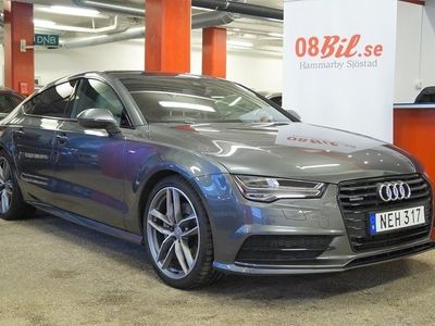 gebraucht Audi A7 Sportback 2.0 TFSI Quattro S-Tronic S-Line