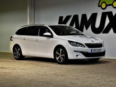 begagnad Peugeot 308 PureTech | Nyservad | Farthållare | S&V