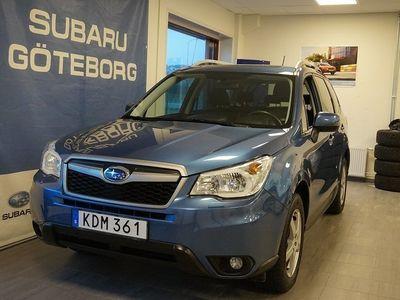 begagnad Subaru Forester 2.0D XE Aut (147hk)
