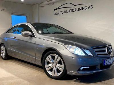 begagnad Mercedes E350 207CDI