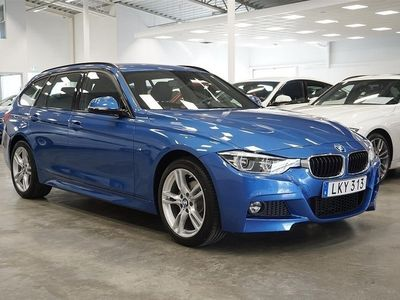 begagnad BMW 320 i xDrive Touring M Sport / Connected -19