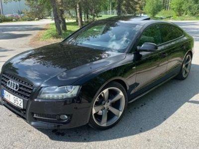 begagnad Audi A5 Sportback 1.8 -11