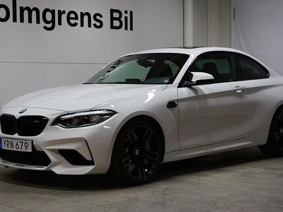begagnad BMW M2 Competition Coupé Navi HiFi Backkamera 2019, Personbil 639 800 kr