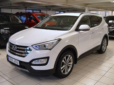 begagnad Hyundai Santa Fe 2.2 CRDi-R 197 Hk Comfort Plus 7-sits