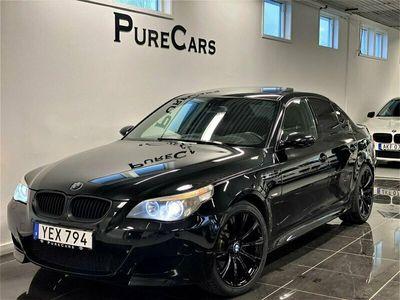 begagnad BMW M5 Sedan Automat 507hk |Taklucka | HUD | Ny koppling |