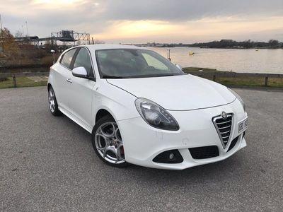 begagnad Alfa Romeo Giulietta 1750 TBi QV Ny kamrem