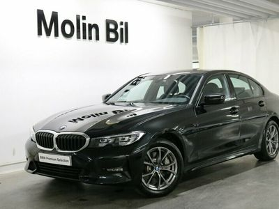 begagnad BMW 330e Sedan iPerformance / Connected