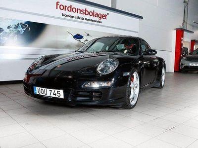 begagnad Porsche 911 Carrera 4S 997 355HK Svensksåld