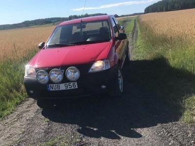 begagnad Dacia Logan Pickup