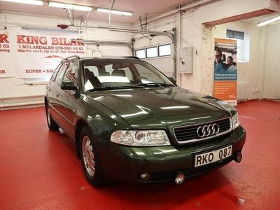 begagnad Audi A4 Avant 1.8 T TipTronic 150hk -01