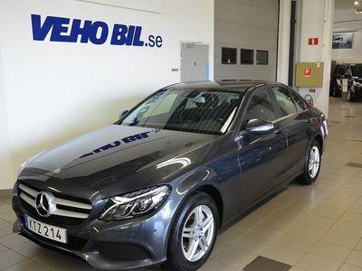 begagnad Mercedes C220 d/Automat/Navigation/Mult -15