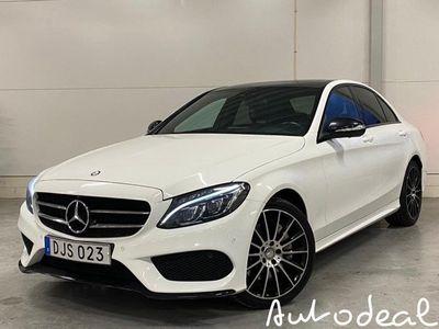 begagnad Mercedes C250 204BLUETEC 4MATIC
