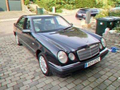 begagnad Mercedes E280