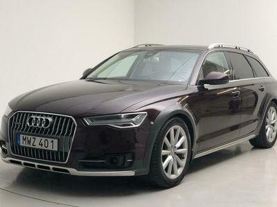 begagnad Audi A6 Allroad 3.0 TDI quattro (272hk)
