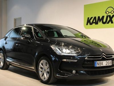 begagnad Citroën DS5 1.6 HDi Panorama Bluetooth Leasebar SoV