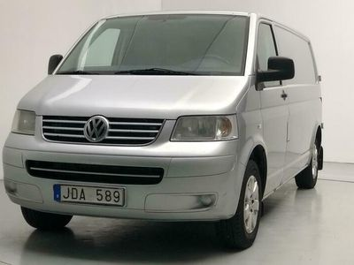 begagnad VW Transporter T5 2.5 TDI 3400