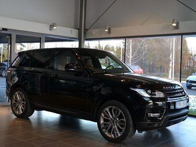 begagnad Land Rover Range Rover Sport 3.0 V6 4WD 340hk