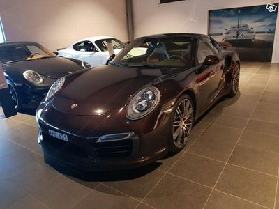 second-hand Porsche 911 Turbo S 991 Sv-Såld, 1 Ägare -14