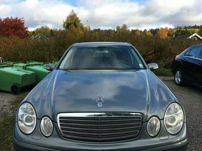 begagnad Mercedes E240 E240
