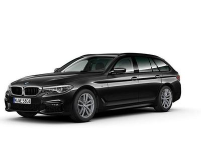 begagnad BMW 520 d Touring / M Sport / Värmare
