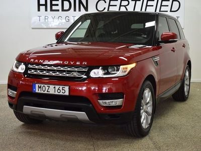 gebraucht Land Rover Range Rover Sport 3,0 TDV6 4WD HSE 258 Hk