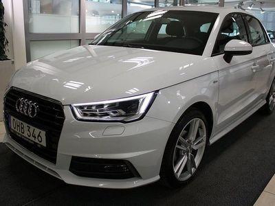 begagnad Audi A1 Sportback 1,0TFSI 95 hk S-Line