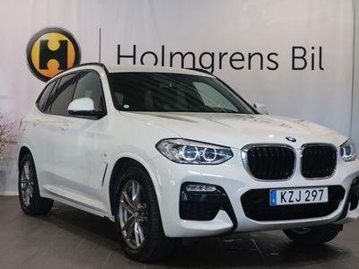 begagnad BMW X3 xDrive20d M Sport (190hk) Drag / Nav