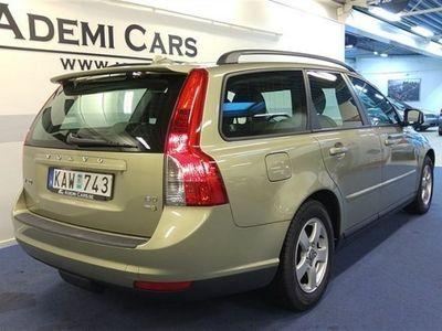 begagnad Volvo V50 1.6D DRIVE KINETIC / 109 HK