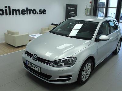 begagnad VW Golf TSI 110 Carplay/Bluetooth/Motorvärmare