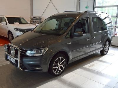 gebraucht VW Caddy Maxi MPV 2.0 TDi 4Motion DSG -16
