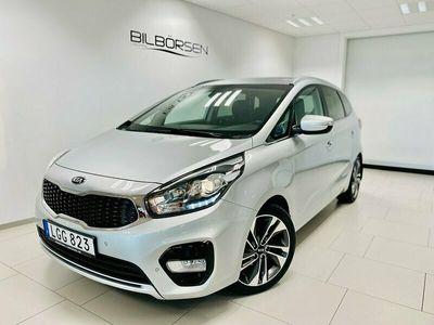begagnad Kia Carens 1.7 CRDi DCT7 Advance Plus 7-sits Drag 2018, Kombi Pris 199 900 kr