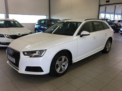 begagnad Audi A4 AVANT 2.0 TDI 150 HK 2.0 TDI 150 HK
