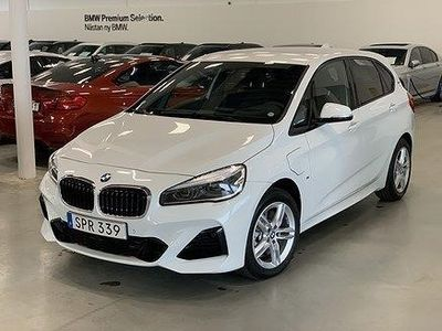begagnad BMW 225 Active Tourer XE 57 gr CO2 V-Hjul M-sport Head up 2019, Personbil 379 900 kr