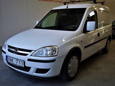 gebraucht Opel Combo 1,6 CNG / EcoFlex / Lågmil / (94Hk -06