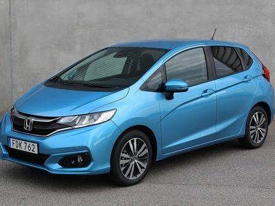 brugt Honda Jazz Elegance Aut/CVT