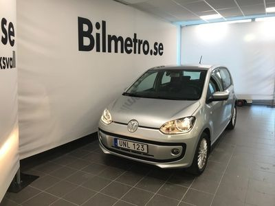 gebraucht VW up! HIGH 75HK 1,0