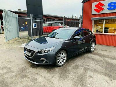 begagnad Mazda 3 Core 2.0 SKYACTIV-G Euro 6 120hk