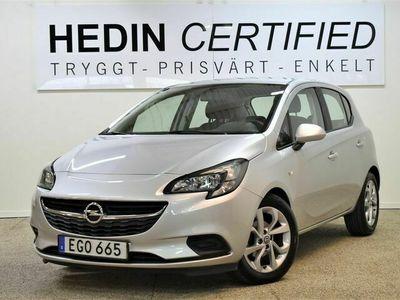 begagnad Opel Corsa 1,4 90hk Enjoy Plus Automat V - hjul