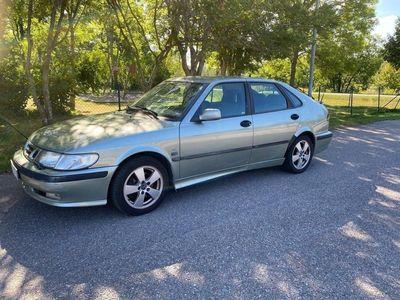 begagnad Saab 9-3 sport Turbo