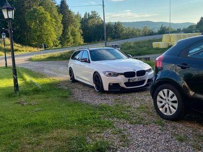 begagnad BMW 320 M-sportX-Drive