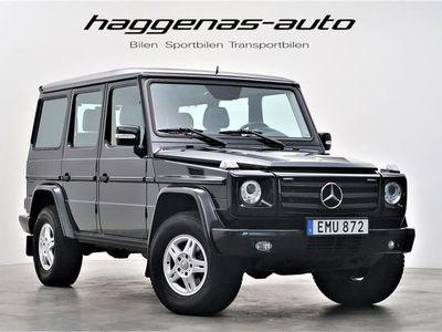 begagnad Mercedes G350 CDI Bluetec / NAVI / Värmare