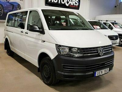 begagnad VW Transporter Kombi 2.0 TDI 9 Sits   Leasbar