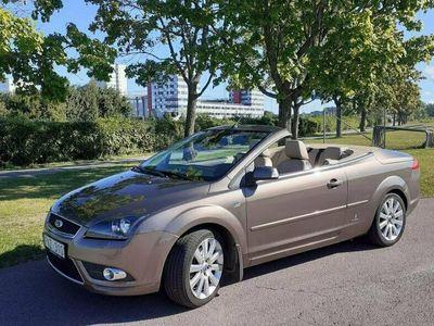 begagnad Ford Focus Cabriolet