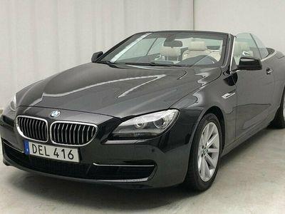 begagnad BMW 640 Cabriolet