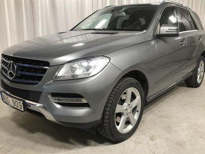 brugt Mercedes ML250 CDI BlueTEC W166 (204hk)
