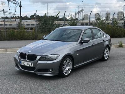 begagnad BMW 325 i E90 LCI 3,0L 218hk -11
